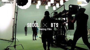 Seoul City's Promotional Video Featuring BTS Tops 100 mln Views