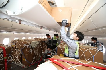 Asiana Converts 3 Passenger Jets for Cargo Transport