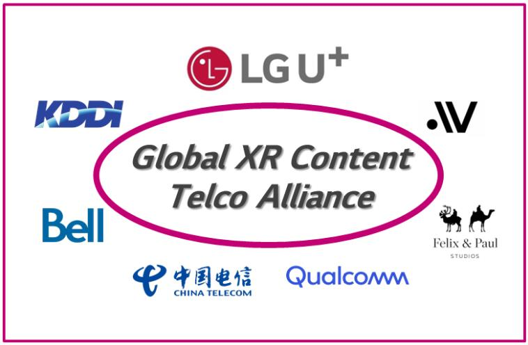 LG Uplus Forms AR, VR Alliance with Global Telcos and Qualcomm