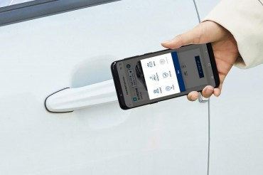 Hyundai Motor to Expand Non-Face-to-Face Digital Key Service