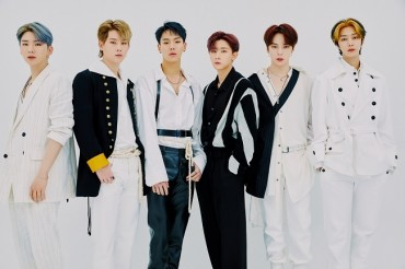 Boy Band Monsta X to Promote Korea Cultural Heritage via YouTube