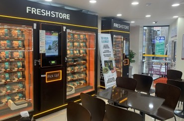 Convenience Stores to Introduce 24-hour Meat Vending Machine