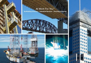 AlumaSafway Receives Five Canadian Safety Achievement Awards