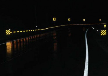 S. Korea to Develop New High-visibility Lane Markings
