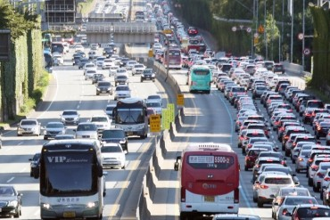 Traffic Accident Rate Highest on Eve of Chuseok Holiday