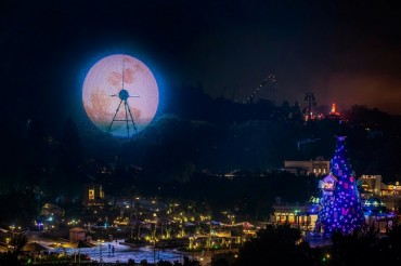 Everland Readies Massive Full Moon for Chuseok Holiday