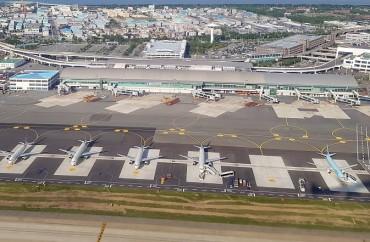 S. Korea's H1 Jet Fuel Consumption Dips 40 pct on Virus
