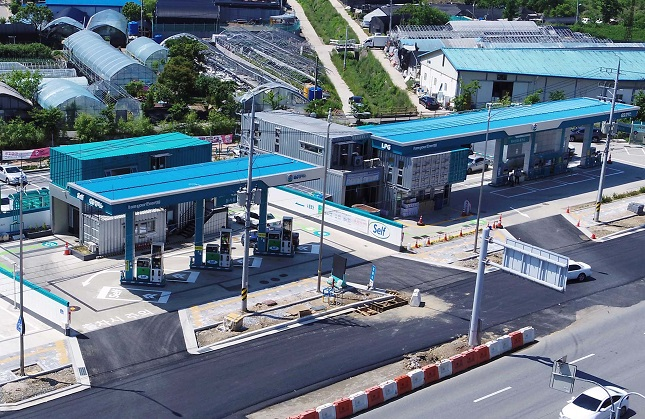 Korean Refiners Review Feasibility of Launching Hydrogen Charging Services