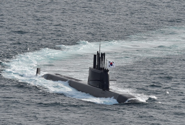 S. Korea to Develop Submarine Equipped with Lithium-ion Battery