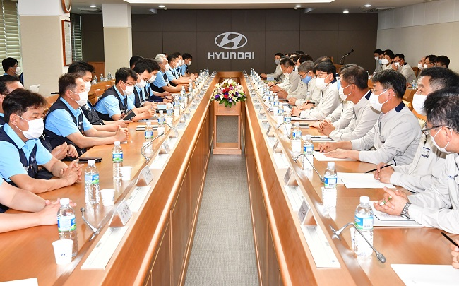 Hyundai Motor, Union Agree to Freeze Wages amid Pandemic