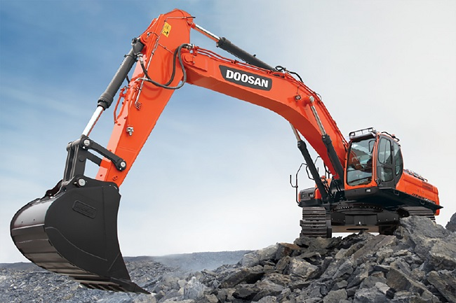 Hyundai Heavy Bids for Doosan Infracore