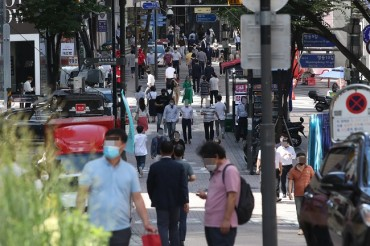 S. Korea to Extend Tougher Anti-virus Curbs in Greater Seoul for Another Week