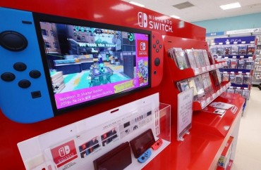 Nintendo Switch a Hot Ticket in South Korea
