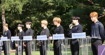 BTS Shares Emotional Pep Talk at S. Korea's Inaugural Youth Day Ceremony