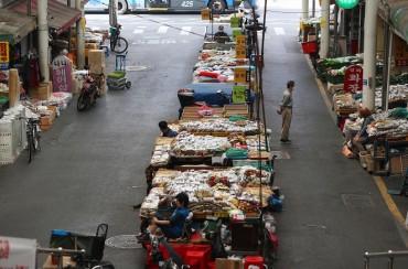 COVID-19 Devastates Chuseok Sales at Traditional Markets