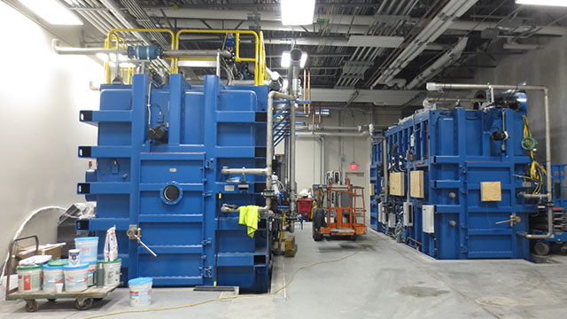 ETC Sterilizers Awarded Multiple Contracts for EO Vacuum Chambers and Control Upgrades Totaling $3.1 Million