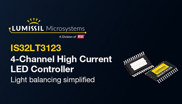 Quad Channel High Current Linear LED Controller for Automotive Exterior Lighting Applications