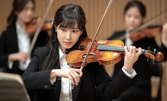 "A scene from ""Do You Like Brahms?"" in this photo provided by SBS"