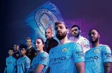 Nexen Tire and Manchester City Announce Momentous Third Term Partnership