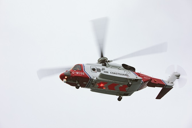 Bristow to Continue Delivering UK SAR Helicopter Service for HM Coastguard Under Extended Contract