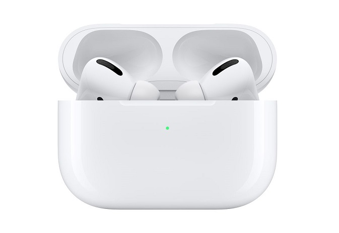 Apple Inc.'s wireless earbuds AirPods Pro (image: Apple)