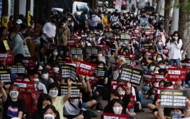 S. Korea Reckons with 'Slap on the Wrist' Punishment for Online Predators