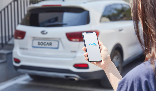 The mobility industry blames careless users for dragging down the average lifespan of shared cars. (image: SOCAR)