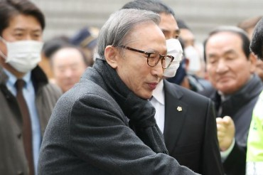 Supreme Court Confirms 17-year Prison Term for Ex-President Lee Myung-bak in Corruption Case