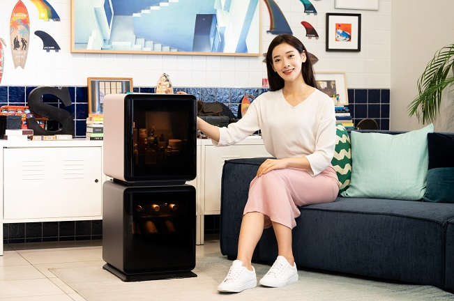 Samsung to Release New Mini Refrigerators in S. Korea This Month