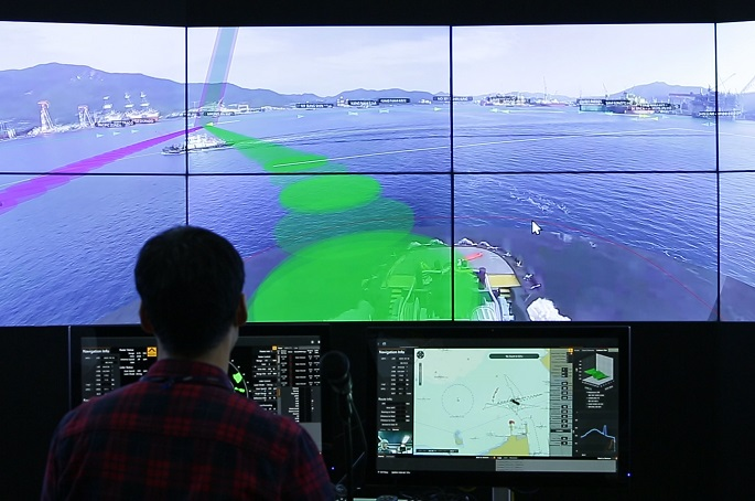 Samsung Heavy Succeeds in Operating Remote Autonomous Ship