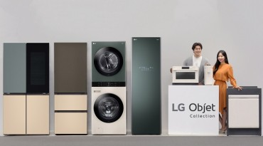 LG Launches New Home Appliance Brand with Upgraded Customization Features