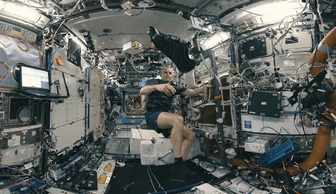 LG Uplus Releases International Space Station VR Series with Telco Alliance
