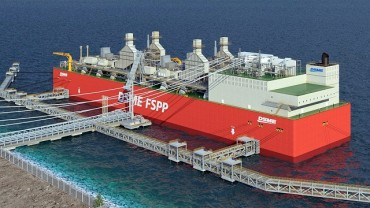 Daewoo Shipbuilding Gets Nod for Floating Facility for LNG, Power Supply