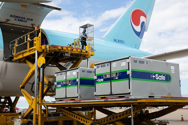 Korean Air to Secure Additional Storage for Coronavirus Vaccine