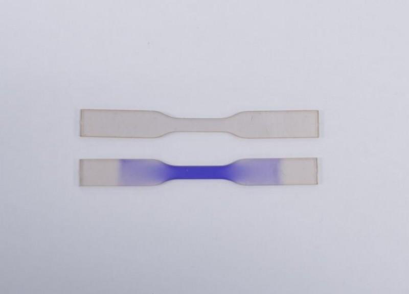 S. Korean Researchers Develop Plastic 'Bruise' Technology