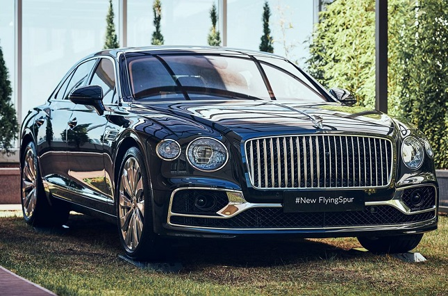 Bentley Expects Sales in S. Korea to Hit Record Next Year