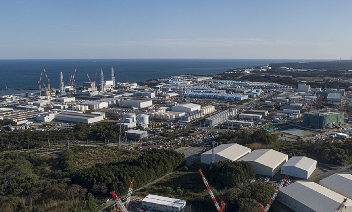 Japan to Release Contaminated Water from Fukushima into Sea