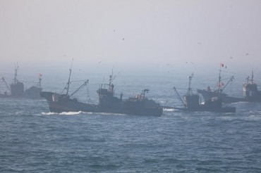 S. Korea to Resume Seizure of Illegal Chinese Fishing Boats