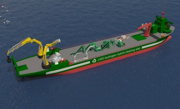 Researchers Announce Development of Hybrid Marine Waste Collection Ship