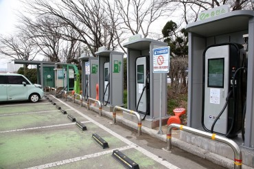 S. Korea to Build More EV Charging Stations, Offer Incentives for Purchases