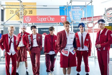 SuperM's 1st Studio Album Debuts at No. 2 on Billboard 200