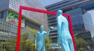South Korean Sculpture Heading to Turkey