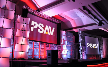 PSAV Connects Presenters with Attendees in New Live Event Environment