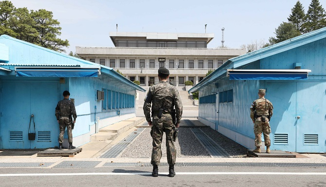 Tours to Inter-Korean Border Village of Panmunjom to Resume Early Next Month