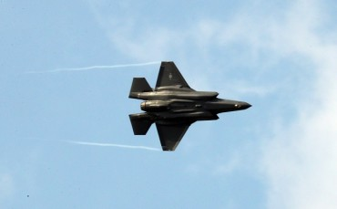 24 F-35A Stealth Fighters Delivered to S. Korea