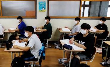 Mandatory Masks, No Meals Together: Plans Unveiled for Safe Environment for University Entrance Exam