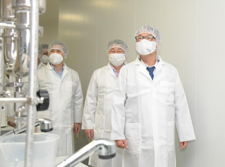 S. Korean Bio Firms in Race for COVID-19 Treatment, Vaccine Development