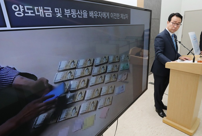 S. Korea Uses Big Data to Track Down 812 Tax Evaders