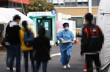 Virus Cases Bounce Back to Over 100, Potential Uptick Looming After Holiday