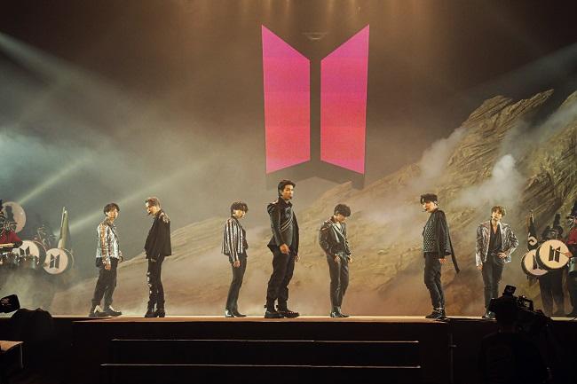 BTS Takes Top Two Spots on Billboard Singles Chart